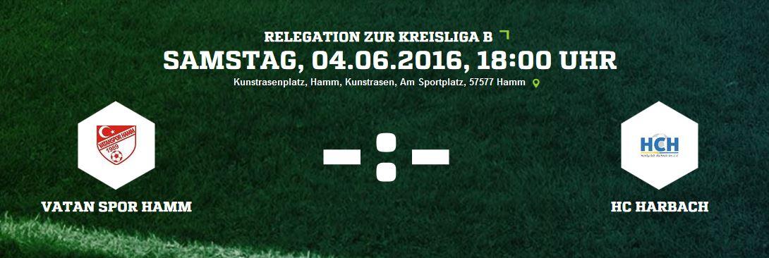 Vatan Spor Hamm vs. Hobbyclub Harbach